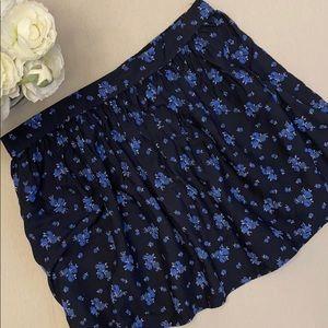 AE Floral Mini Skirt